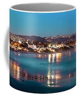 Laguna Beach Twilight Reflections Coffee Mug