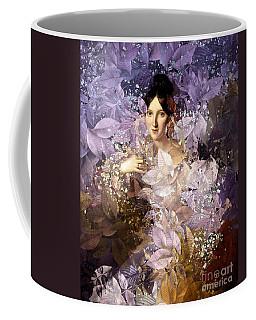 Laila - Des Femmes Et Des Fleurs Coffee Mug