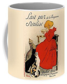 Lait Pur De La Vingeanne Sterilise Coffee Mug by Gianfranco Weiss