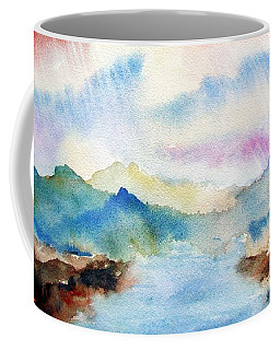 Lake Chuzenji Nikko Coffee Mug
