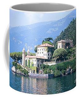 Lake Como Palace Coffee Mug