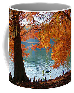 Lake Ella Morning Coffee Mug