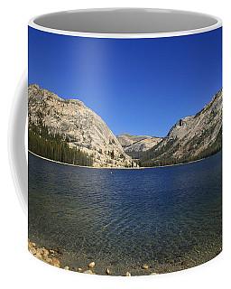 Lake Ellery Yosemite Coffee Mug