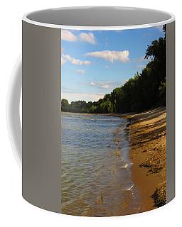 Lake Erie Shore 3 Coffee Mug