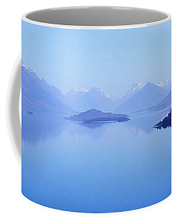 Lake Glenorchy New Zealand Coffee Mug by Ann Lauwers