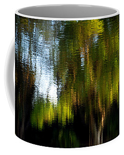 Lake In Green Coffee Mug