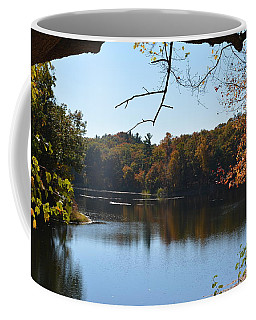 Lake In The Catskills Coffee Mug