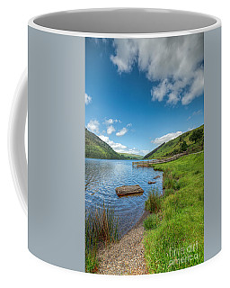 Lake In Wales Coffee Mug