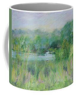 Lake Isaac Impressions Coffee Mug