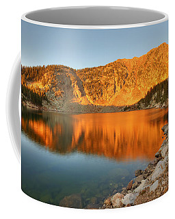 Lake Katherine Sunrise Coffee Mug