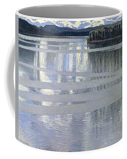 Lake Keitele Coffee Mug
