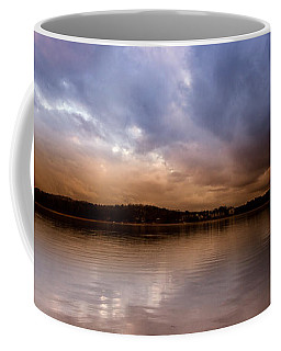 Lake Lanier Sunset Coffee Mug