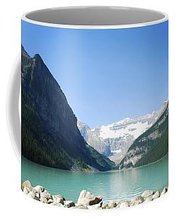 Lake Louise Alberta Canada Coffee Mug