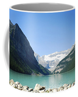 Lake Louise Alberta Canada Coffee Mug