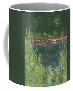 Lake Medina Coffee Mug