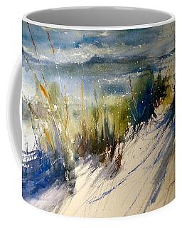 Lake Michigan October Coffee Mug