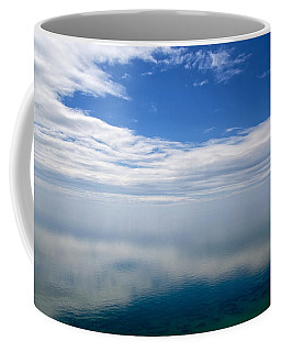 Lake Michigan's Lost Horizon Coffee Mug