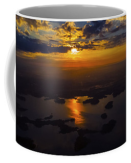 Lake Norman Sunrise Coffee Mug
