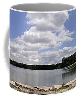 Coffee Mug featuring the photograph Lake Of Dreams by Verana Stark