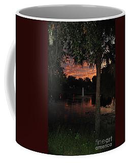 Lake Play Florida Coffee Mug