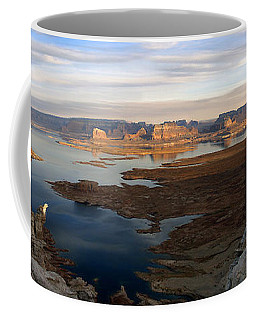 Lake Powell From Alstrum Pt Pan 2 Coffee Mug