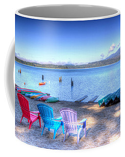 Lake Quinault Dream Coffee Mug
