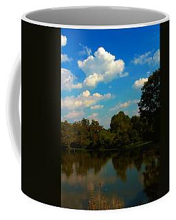 Lake Reflections Coffee Mug