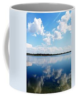 Coffee Mug featuring the photograph Lake Sears 000 by Chris Mercer