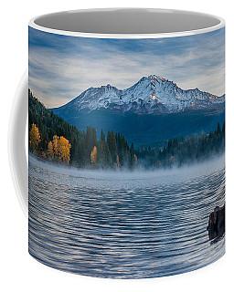 Lake Siskiyou Morning Coffee Mug