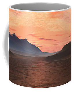 Lake Sunset 1 Coffee Mug