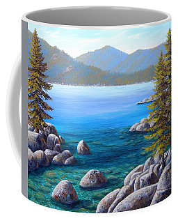 Lake Tahoe Inlet Coffee Mug