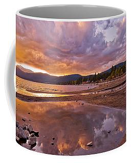 Coffee Mug featuring the photograph Lake Tahoe by Mae Wertz