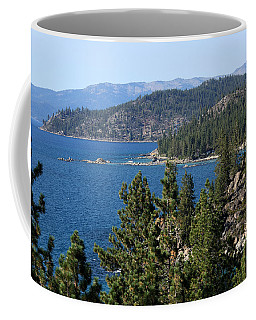Lake Tahoe Nevada Coffee Mug