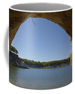 Lake Texoma Eisenhower State Park  Texas Coffee Mug