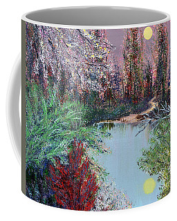 Lake Tranquility Coffee Mug