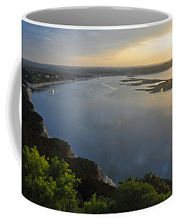 Lake Travis Sunset Coffee Mug