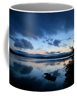Lake Umbagog Sunset Blues No. 2 Coffee Mug