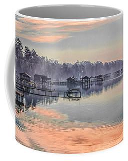 Lake Waccamaw Morning Coffee Mug