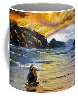 Lake Wahatipu Queenstown Nz Coffee Mug