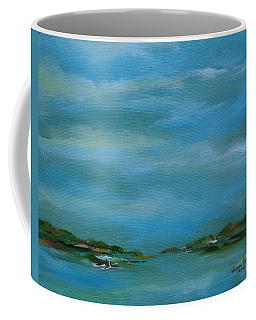 Lake Wallenpaupack Early Morning Coffee Mug