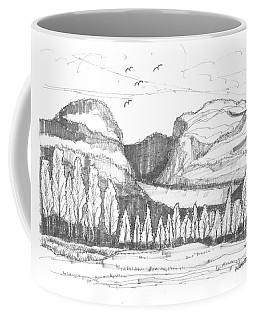 Lake Willoughby Vermont Coffee Mug