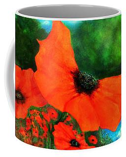 Lakeside Bloom Coffee Mug