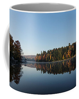 Lakeside Cottage Living - Peaceful Morning Mirror Coffee Mug