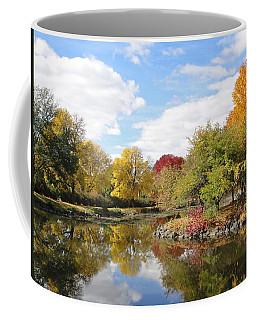 Lakeside Park Coffee Mug by Tiffany Erdman