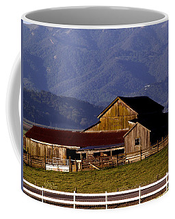 Lakeville Barn Coffee Mug