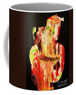 Lakota Sioux Warrior Coffee Mug by Roberto Prusso
