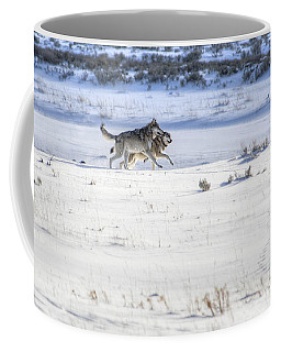 Lamar Canyon Wolves Coffee Mug