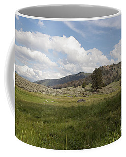 Coffee Mug featuring the photograph Lamar Valley No. 2 by Belinda Greb