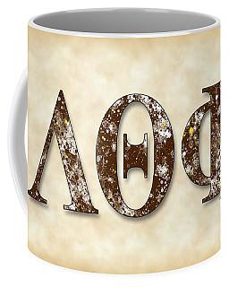 Lambda Theta Phi - Parchment Coffee Mug