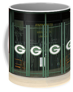 Lambeau Field - Green Bay Packers Coffee Mug